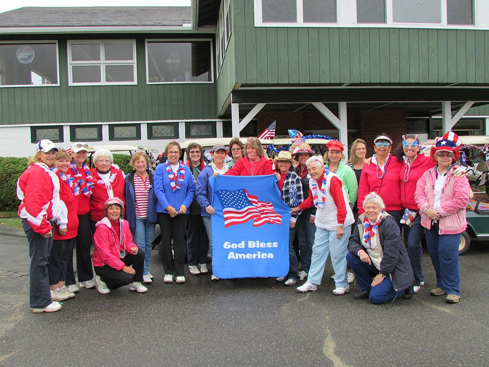 Flag Day Participants